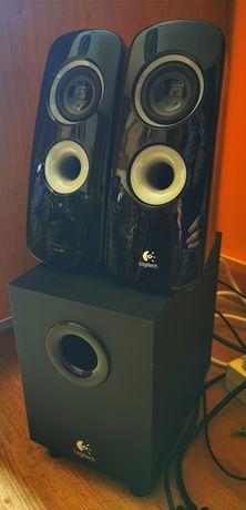 logitech sound system 2.1