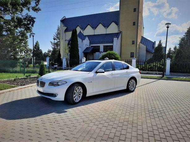 Auto, samochód, limuzyna do ślubu BMW f10