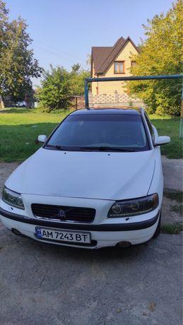 Volvo s60 2002 avtomat