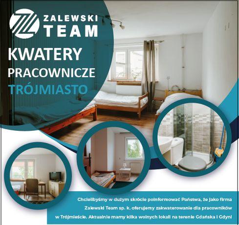Zalewski Team - Kwatery Pracownicze Noclegi Trójmiasto na Kwarantannę