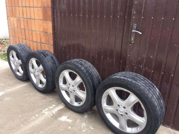 Oryginal,Mercedes amg 5/112 R19.ML GL S,титатни,диски