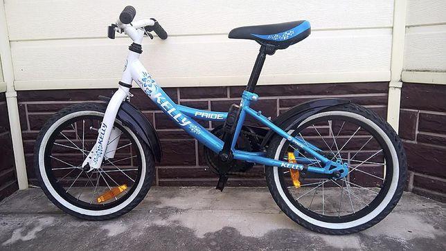"""Детский велосипед Pride KELLY, 16"""", б/у"""
