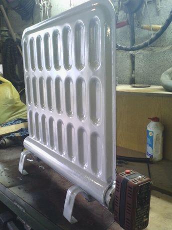 Масляный радиатор обогреватель камин батарея 500 ват.