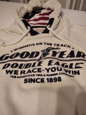 Bluza męska  młodzieżowa z kapturem Goodyear rozmiar M