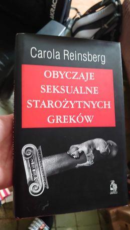 Książka obyczaje seksualne starożytnych Greków