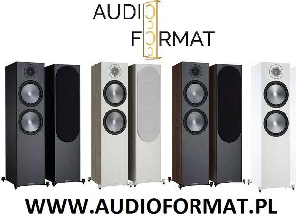 Monitor Audio Bronze 6G 500 Raty 0% Salon Warszawa Dostawa 0zł
