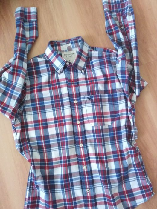 Abercrombie męska koszula r. L Rzeszów - image 1
