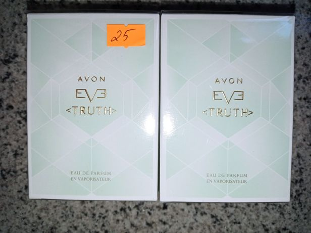 Avon EVE truth 50 ml folia nowe nieotwierane woda perfumowana damska