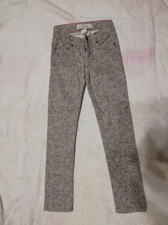 Модные джинсы на девочку H&M