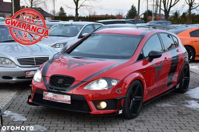 Seat Leon Cupra R 2.0TFSi 320KM Manual 2010r. doinwestowany POLECAM