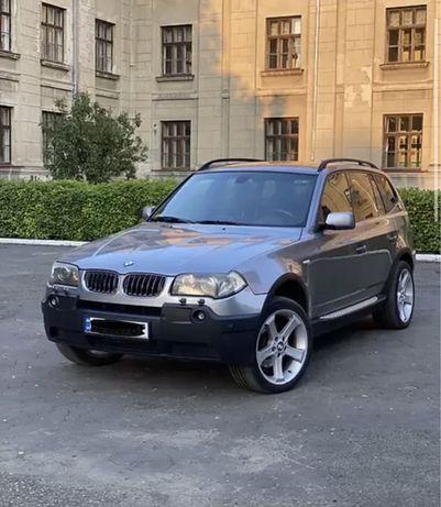 BMW X3-2005 года
