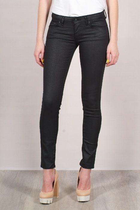 Женские черные джинсы скинни LTB Мариуполь - изображение 1