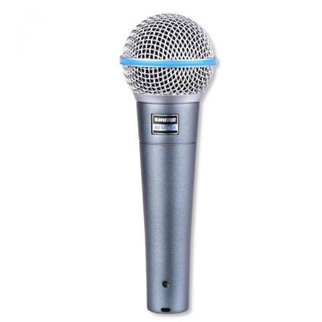 Mikrofon dynamiczny wokalowy SHURE BETA 58A