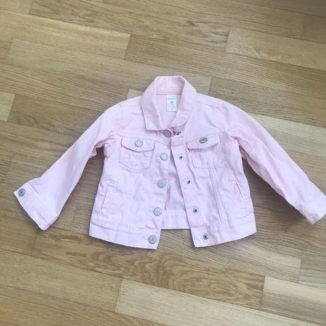 Carter's Легкая летняя курточка для девочки на 3 года Картерс