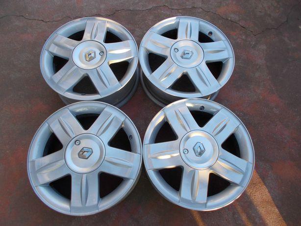 jantes 15 4x100 Renault Clio Megane Kangoo Twingo Laguna Modus