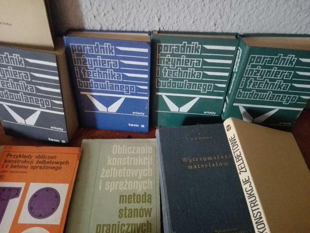 Książki techniczne budowlane
