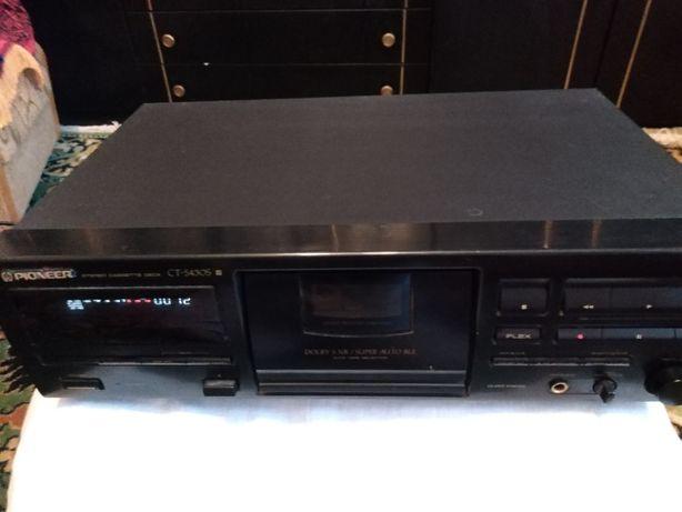 magnetofon Pionier CT-S430 S