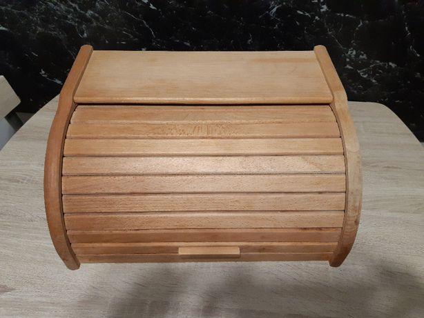 Chlebak - drewniany