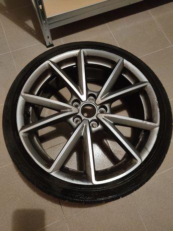 8v0 Titan RS Oryginalne Audi 1szt koło felga 5x112 19 x 8.0 A3 8V