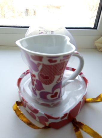 Новая чашка 30 гривен.