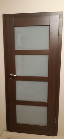 Drzwi ramowe prawe wraz z ościeżnicą  Vasco Doors CPL