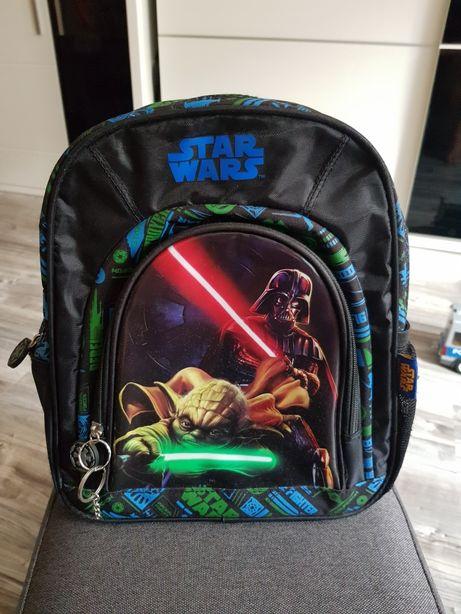 Plecak i piórnik star Wars