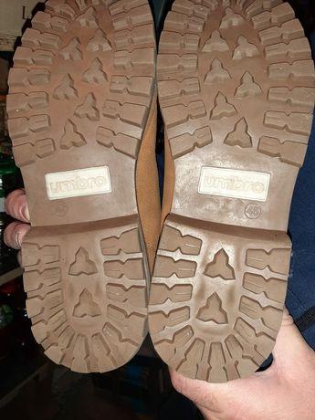 Nowe męskie buty