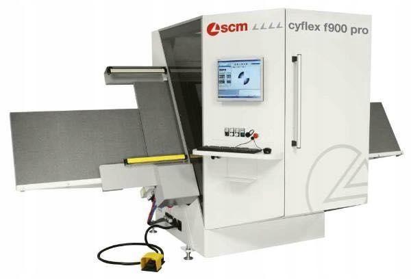 Cyflex F900 SCM wiertarka cnc