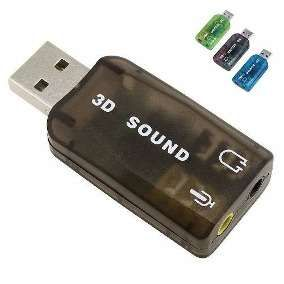 Placa som USB nova