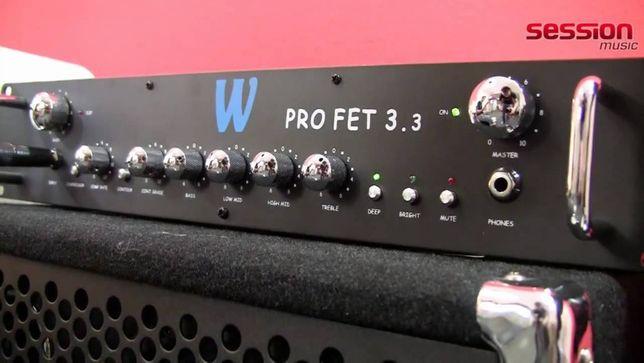 усилитель (голова) WARWICK PROFET 3.3
