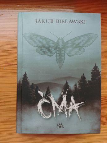 Książka Ćma Jakub Bielawski
