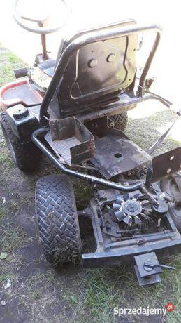 Skrzynia biegów traktorka kosiarki Husqvarna łamanej,Rider