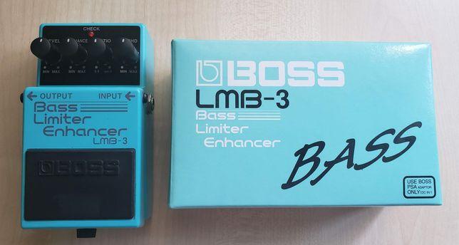 Педаль для баса BOSS LMB-3 Bass Limiter Enchancer