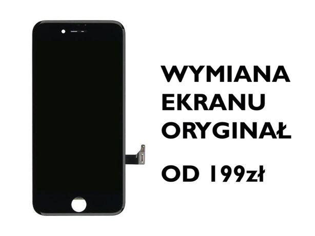 100% Oryginalny Wyświetlacz iPhone 6 / 6S / 7 / Plus / 8 Wymiana Ekran