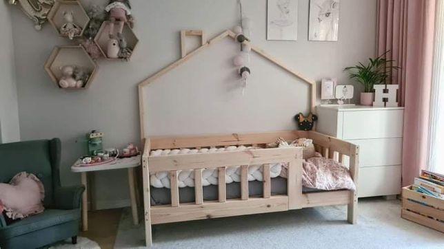 Łóżeczko domek drewniane Częstochowa , każdy model