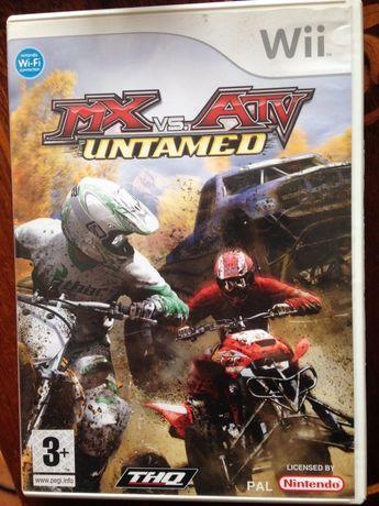 Jogo Nintendo Wii MX vs. ATV
