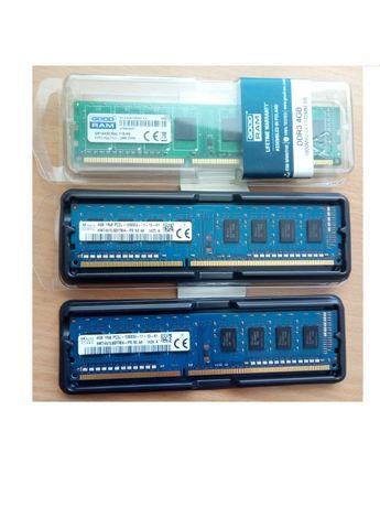 Модули памяти DDR3 4GB 1600MHz Hynix