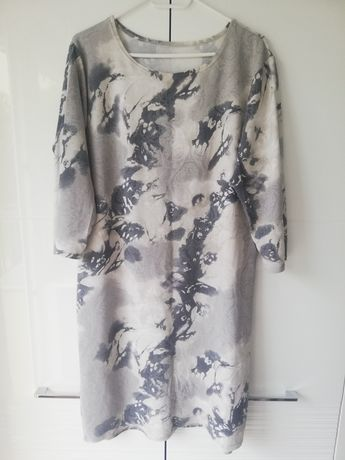Sukienka marmurek