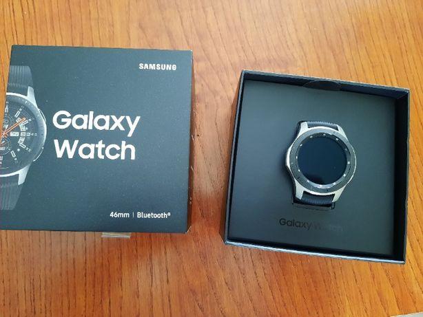 Samsung Galaxy Watch 46mm Silver ( Идеальное состояние )