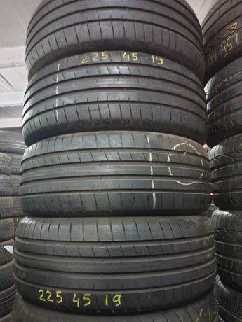 Dunlop Michelin Sport Maxx rsc 225 45 x19