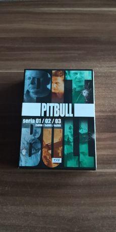 PITBULL Sezony I-III 9 płyt DVD