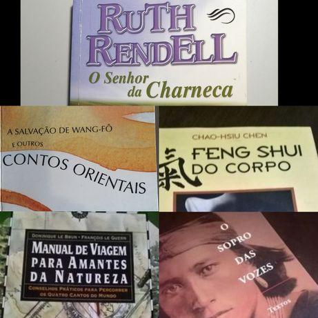 Vários Livros, vários preços