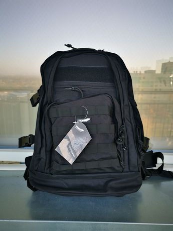 Texar - plecak CADET czarny - nowy 2lata gwarancji
