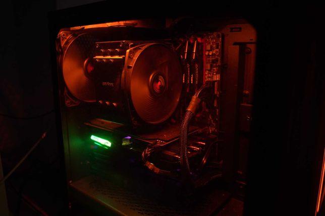 PC do gier, streamu i montażu - Ryzen 3700X, 2060 Super, 32 gb ram, FV