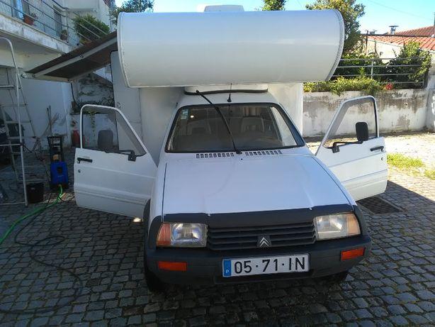 Autocaravana C15