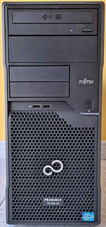 Fujitsu Primergy TX 100 S3 + Windows 10 Pro 64Bits