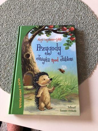"""Książka dla dzieci """"Przygody Jeżyka spod Jabłoni"""""""