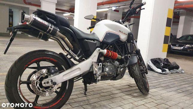 Yamaha MT Yamaha MT03 660cc możliwe A2