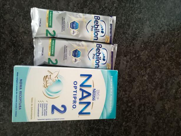 Mleko NAN dla dzieci