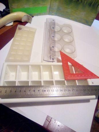 Полки в холодильник Ардо, формы для льда